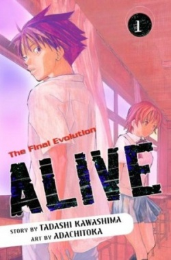 Alive The Final Evolution